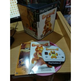 GARFIELD 2 (PS2) - SEMINUEVO