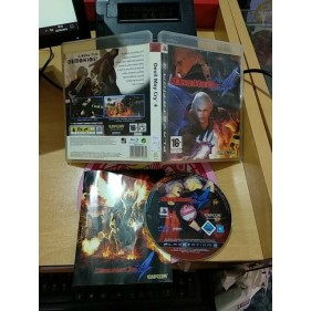 DEVIL MAY CRY 4 (PS3) - SEMINUEVO