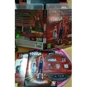 NBA 2K13 (PS3) - SEMINUEVO