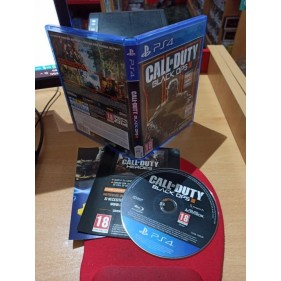 CALL OF DUTY BLACK OPS III (PS4) - SEMINUEVO
