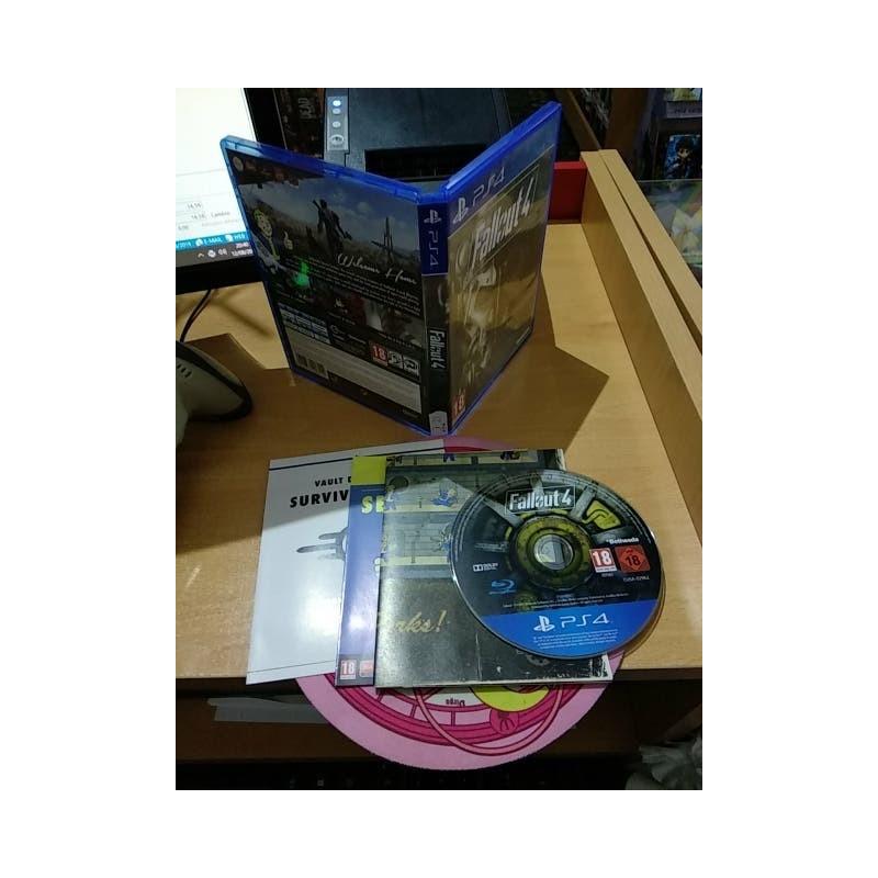 FALLOUT 4 (PS4) - SEMINUEVO