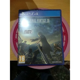 FINAL FANTASY XV DAY ONE EDITION - PRECINTADO