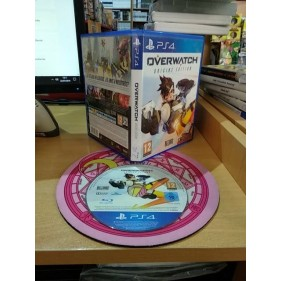 OVERWACH ORIGINS EDITION (PS4) - SEMINUEVO