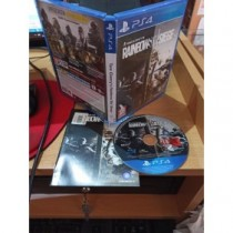 RAINBOW SIX SIEGE (PS4) - SEMINUEVO