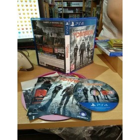 THE DIVISION (PS4) - SEMINUEVO
