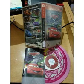 CARS (USA) (PSP) - SEMINUEVO