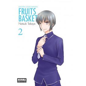 FRUITS BASKET EDICION COLECCIONISTA 02