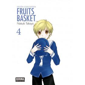 FRUITS BASKET EDICION COLECCIONISTA 04