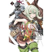 GOBLIN SLAYER (LN) 02 (INGLES/ENGLISH) - SEMINUEVO