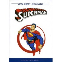 CLASICOS DEL COMIC: SUPERMAN - SEMINUEVO