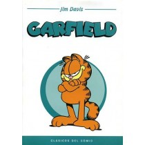 CLASICOS DEL COMIC: GARFIELD - SEMINUEVO