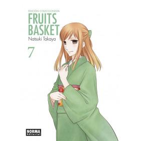 FRUITS BASKET EDICION COLECCIONISTA 07