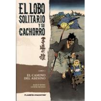 LOBO SOLITARIO Y SU CACHORRO 01/20 - SEMINUEVO