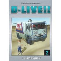 D-LIVE!! 02 - SEMINUEVO