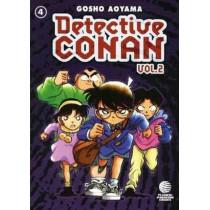 DETECTIVE CONAN II 04 - SEMINUEVO