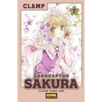 CARD CAPTOR SAKURA CLEAR CARD 07