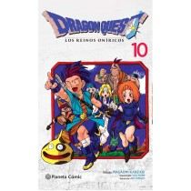 DRAGON QUEST VI REINOS ONIRICOS 10