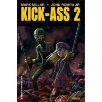 KICK ASS 02 - SEMINUEVO