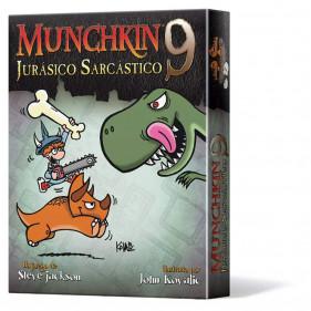 MUNCHKIN EXP. 9: JURASICO SARCASTICO