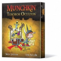 MUNCHKIN EXP. TESOROS OCULTOS