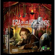 ARQUITECTOS DEL REINO DEL OESTE EXP. ERA DE LOS ARTESANOS