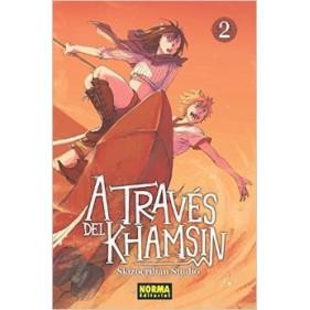 A TRAVES DEL KHAMSIN 02 - SEMINUEVO