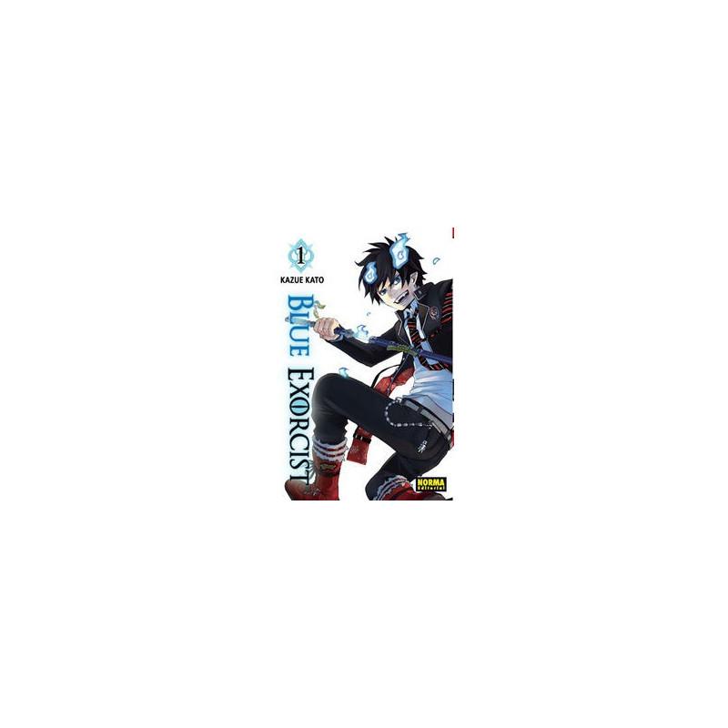 BLUE EXORCIST 01 - SEMINUEVO