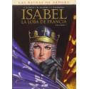 ISABEL LA LOBA DE FRANCIA 01 - SEMINUEVO