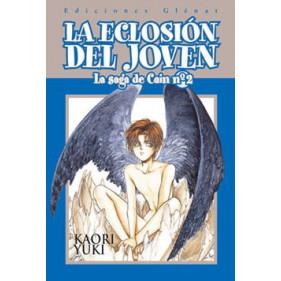 LA SAGA DE CAIN 2 - LA ECLOSION DEL JOVEN - SEMINUEVO