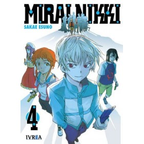 MIRAI NIKKI 04 - SEMINUEVO