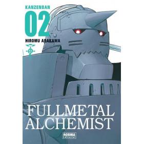 FULLMETAL ALCHEMIST KANZENBAN 02