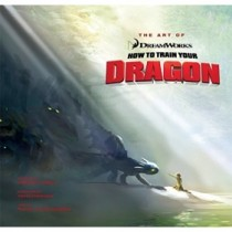 THE ART OF HOW TO TRAIN YOUR DRAGON - SEMINUEVO
