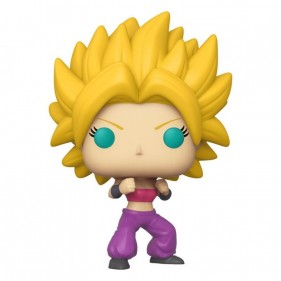 DRAGON BALL SUPER FIGURA POP! ANIMATION VINYL SUPER SAIYAN CAULIFLA 9 CM