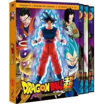 DRAGON BALL SUPER. BOX 9 DVD