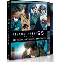 PSYCHO PASS SINNERS OF THE SYSTEM DVD