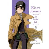 KINO'S JOURNEY 04 (INGLES - ENGLISH)