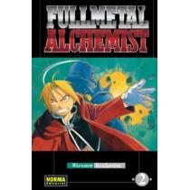 FULLMETAL ALCHEMIST 02 - SEMINUEVO