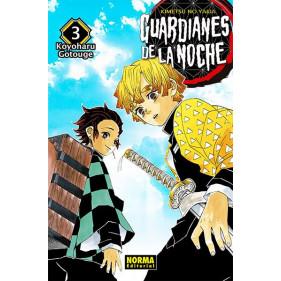 GUARDIANES DE LA NOCHE 03