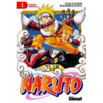 NARUTO 01 (EDT) - SEMINUEVO
