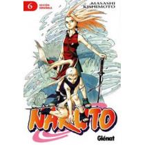 NARUTO 06 (EDT) - SEMINUEVO