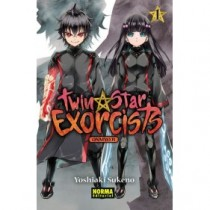 TWIN STAR EXORCIST 01 - SEMINUEVO