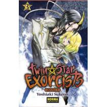 TWIN STAR EXORCIST 03 - SEMINUEVO