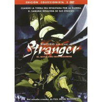 SWORD OF STRANGER ED. COLECCIONISTA 2 DVD