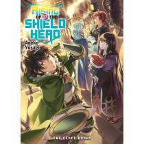 THE RISING OF THE SHIELD HERO (LIGHT NOVEL) 17 (INGLES - ENGLISH)