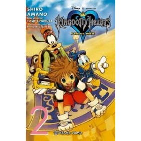 KINGDOM HEARTS FINAL MIX 02/03 - SEMINUEVO