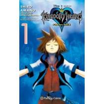 KINGDOM HEARTS FINAL MIX 01/03 - SEMINUEVO
