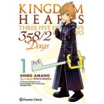 KINGDOM HEARTS 358/2 DAYS 01 - SEMINUEVO