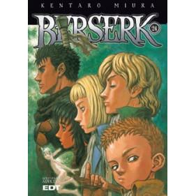 BERSERK 24 (EDT) - SEMINUEVO