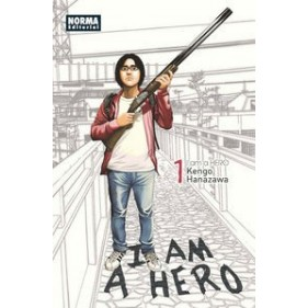 I AM A HERO 01 - SEMINUEVO