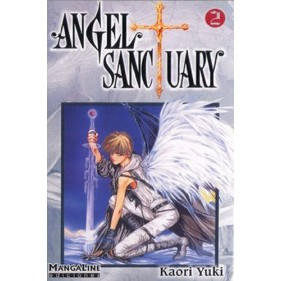 ANGEL SANCTUARY 02 - SEMINUEVO